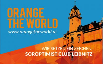 Orange the World – 25.11.2018 Rathaus Leibnitz