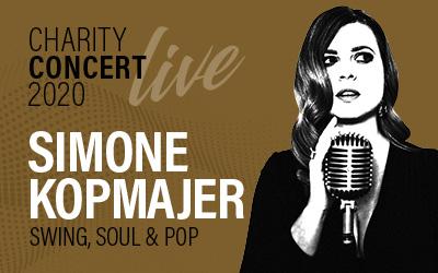 CharityConcert 2020: Simone Kopmajer LIVE!